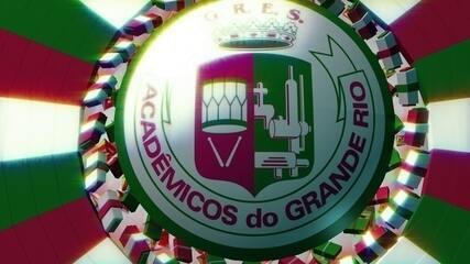 Veja o samba da Grande Rio em 2018