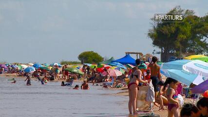 Partiu RS: conheça a Lagoa Mirim, banha cidades do estado e do Uruguai