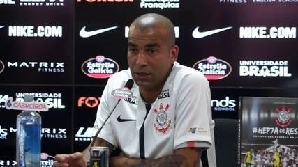 Emerson Sheik fala sobre o favoritismo do Palmeiras na temporada