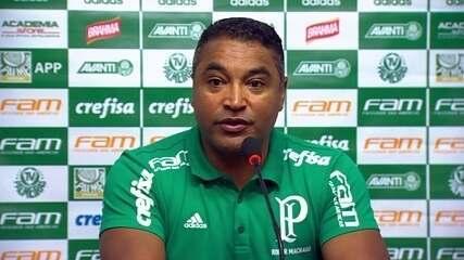 A coletiva de Roger Machado, após vitória do Palmeiras, na íntegra