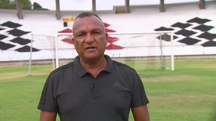 Entrevista com Ramon, ídolo do Santa Cruz