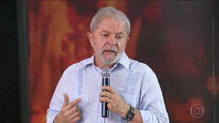 PT lança pré-candidatura de Lula após condenação que o tornou ficha suja