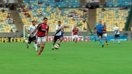 Melhores momentos: Flamengo 0 x 0 Vasco pela 4ª rodada da Taça Guanabara do Carioca