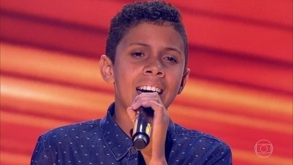 Guyllerson Dias canta 'Mercedita'