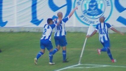 Gol, do Avaí! De pênalti, Marquinhos iguala o jogo pela terceira vez