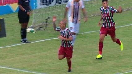 Os melhores momentos de Fluminense 2 x 1 Madureira pelo Campeonato Carioca