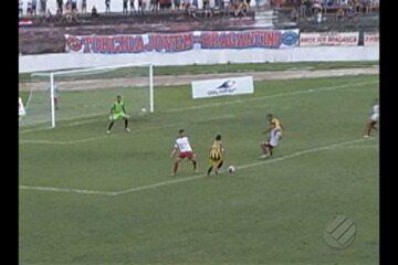 Castanhal vence Bragantino fora de casa