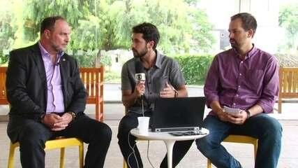 Entrevista com Romeu Tuma Júnior, candidato à presidência do Corinthians - PARTE 1