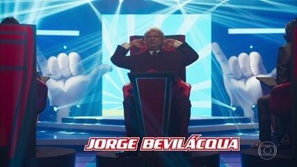 Novidade! Jorge Bevilácqua estreia como jurado de reality infantil!