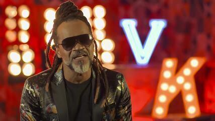 Carlinhos Brown comenta seu time após quarto dia de Audições às Cegas do The Voice Kids