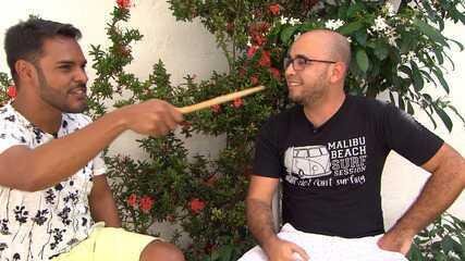 Pablo Vasconcelos conversa com fãs que fazem tudo pelos seus ídolos