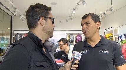 Assista à entrevista de Fábio Carille a Vinícius Valverde