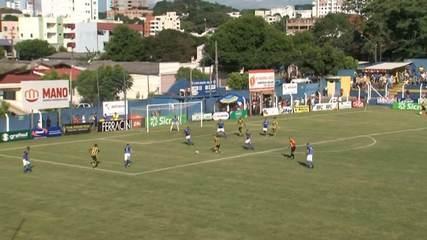 Confira os gols de União-PR 0x2 FC Cascavel, pela quarta rodada do Paranaense