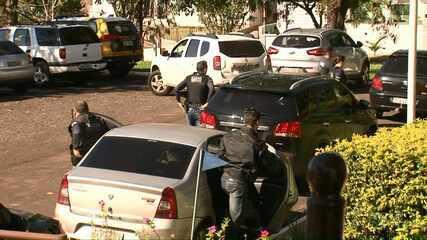 Gaeco prende policiais rodoviários estaduais suspeitos de cobrar propina