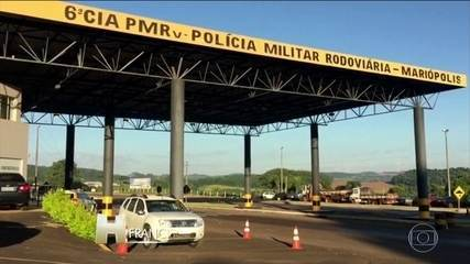 Policiais Rodoviários Estaduais são presos no Paraná