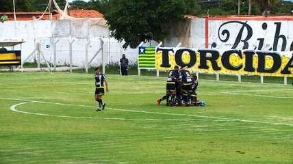 Os gols de Altos 2 x 1 Atlético-GO pela primeira fase da Copa do Brasil