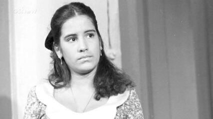 Gloria Pires completa 50 anos de carreira e relembra seus personagens mais marcantes