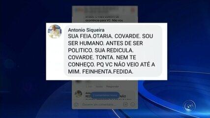 Vereador de Capão Bonito é acusado furar fila em Santa Casa e responde com xingamentos