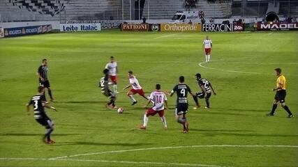 Melhores momentos: RB Brasil 1 x 1 Corinthians pela 8ª rodada do Campeonato Paulista