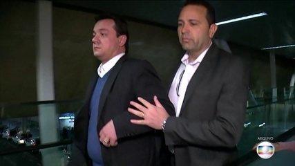 Empresário Wesley Batista deixa a carceragem da PF em São Paulo