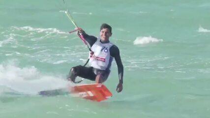 Do Piauí para o mundo: projeto social vira fábrica de campeões do kitesurfe