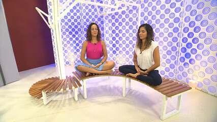 A meditação toma conta do 'Hiperlink' com Renata Menezes