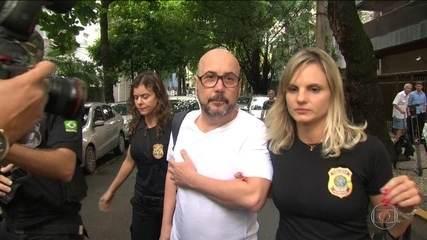 Presidente da Fecomércio-RJ é preso suspeito de desviar verba pública