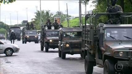 RJ tem terceira operação das Forças Armadas em uma semana