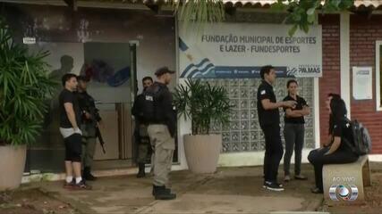 Polícia faz operação contra grupo suspeito de desviar dinheiro da Fundação de Esportes