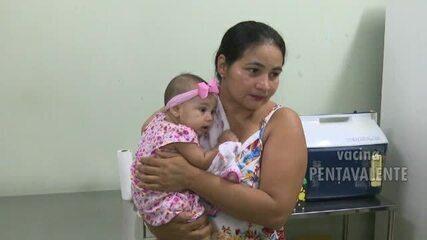 Vacinas estão em falta nos postos de Saúde de Rio Branco