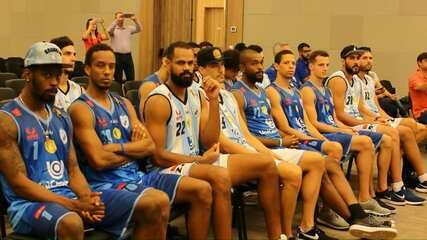 Londrina volta ao cenário do basquete nacional