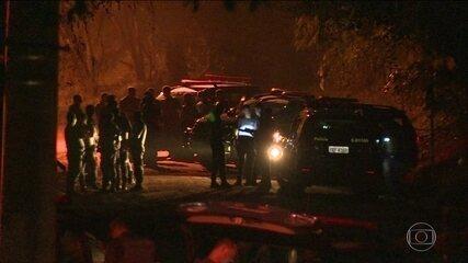 Sete suspeitos de explodir caixas eletrônicos são mortos em confronto em SP