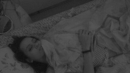 Gleici e Wagner dormem próximos no Quarto Tropical