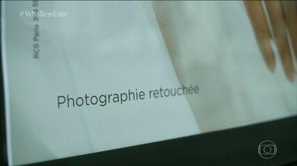 Lei na França obriga a sinalização de Photoshop em fotos