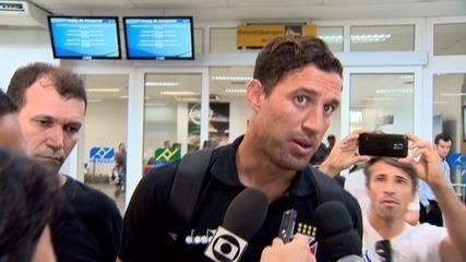 Martin Silva exalta última vitória e projeta a classificação às semifinais da Taça Rio