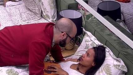 Mahmoud alerta Gleici: 'Abre o olho se você ficar'