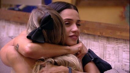 Paula para Jéssica: 'O que importa para mim é a nossa amizade'