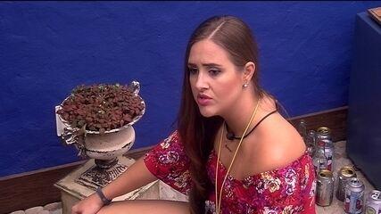 Patrícia e Diego detonam Paula e sister dispara: 'Qual foi o papel dela até agora?'