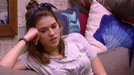 Ana Clara admite para Viegas e Wagner: 'Estava torcendo por vocês'