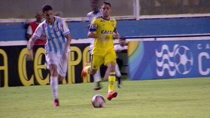 Melhores momentos: Macaé 1 x 0 Flamengo pela 5ª rodada da Taça Rio