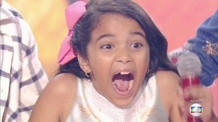 Mariah Yohana e Talita Cipriano seguem para a próxima fase do The Voice Kids