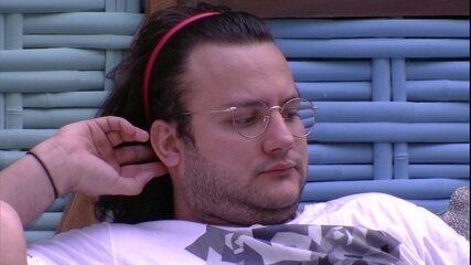 Diego critica postura de sister: 'Completamente errada'