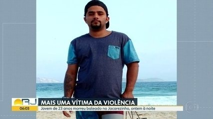 Jovem morre baleado ao sair de igreja no Jacarezinho