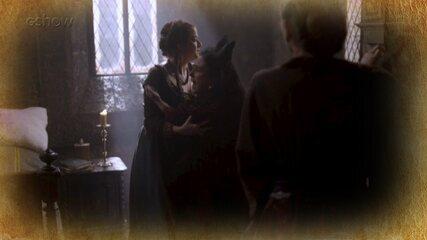 Resumo de 17/03: Lucrécia acerta as contas com Catarina
