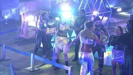 Brothers dividem o microfone com Anitta em Loka