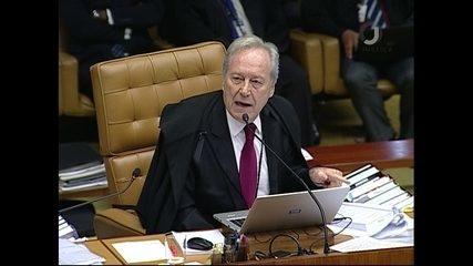 Lewandowski vota em julgamento de pedido de habeas corpus de Lula no STF