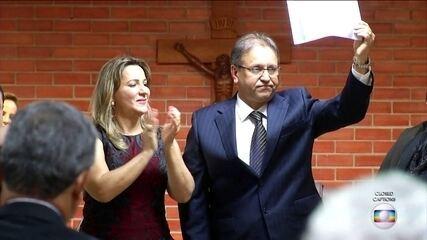TSE cassa mandato do governador de Tocantins, Marcelo Miranda, do MDB