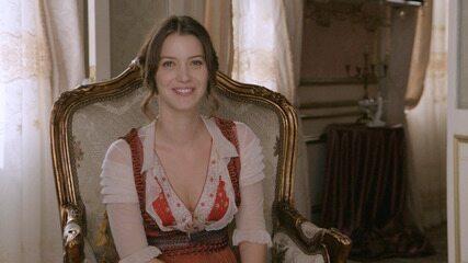 'Diários de Orgulho e Paixão': Elisabeta reflete sobre sua relação com Darcy