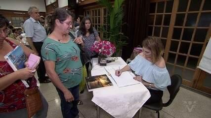 Rosana Valle lança segunda edição do livro Rota do Sol no Vale do Ribeira