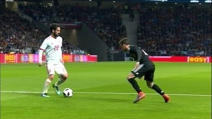 Melhores momentos de Espanha 6 x 1 Argentina em amistoso internacional
